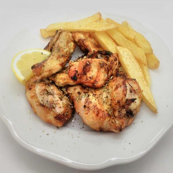 Κοτόπουλο παϊδάκια