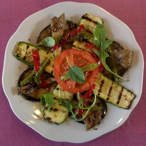 Μιλφέιγ λαχανικών