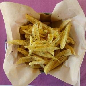 Πατάτες φρέσκιες τηγανητές