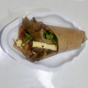 Σουβλάκι vegetarian